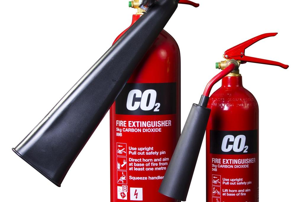 Extintores de Polvo 6KG ABC Alta Eficacia