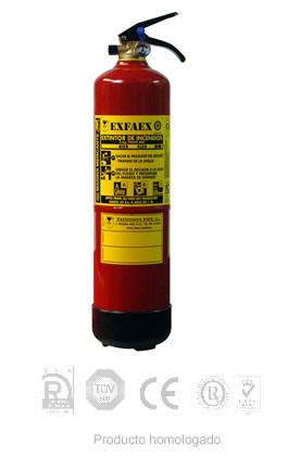 Extintores de Polvo 3KG Marina