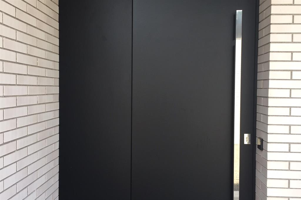 Puerta peatonal/cancela