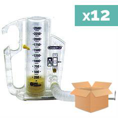 Instructor DHD Coach 2 2500ml 22-2500 - Smiths Medical (Caja 12 unidades). - DHD-2500-CAJA-12